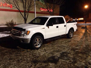 REDUCED 2010 Ford F-150 SuperCrew XLT Pickup Truck