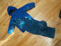 Kombi jacket and snow pants - size 4