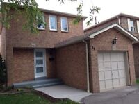 Brand new 3 bedroom house in Ajax for rent