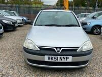 Automatic-Vauxhall Corsa 1.2i 16V Club 5dr Easytronic