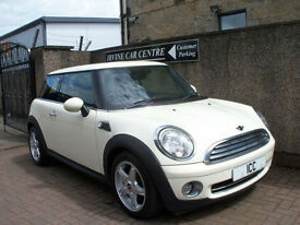 09 59 MINI COOPER 1.6 CHILLI SPORT 3DR HEATED LTHR BLUETOOTH ALLOYS CLIMATE