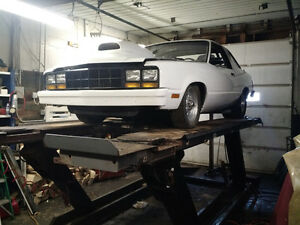 1981 FORD FAIRMONT FUTURA PROSTREET WEEKEND SALE ONLY 8000.00