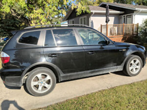 2007 BMW X3 3.0si **SAFETIED**