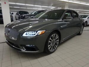 Lincoln Continental Reserve AWD 3.0T Ensemble Grand Luxe 2017