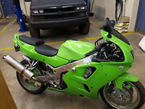 Kawasaki Ninja sport bike for sale