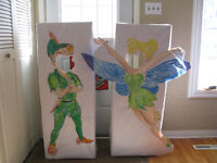 Peter Pan Party Decorations!