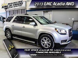 2013 GMC Acadia SLT-1  - Certified - $241.46 B/W