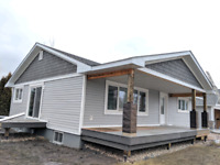 Siding, soffiit and fascia contractor