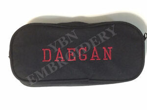 Embroidery Services: Personalize your Backpack, Lunch Box, etc Kitchener / Waterloo Kitchener Area image 2