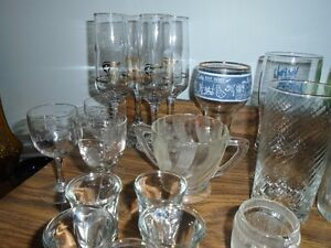 OLD GLASSWARES #2 Kitchener / Waterloo Kitchener Area image 2
