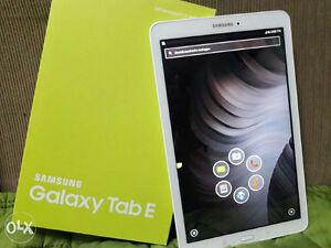 Brand New Condition Samsung GALAXY Tab E 8.0 (Wi-Fi /Sellular )