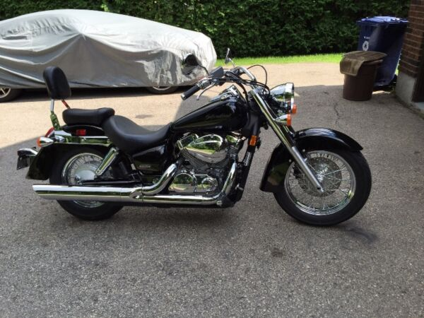 Used 2005 Honda Shadow