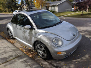 2001 VW Beetle Turbo