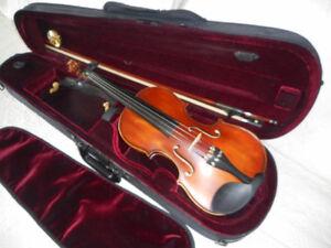 Used 4/4 Violin / Fiddle