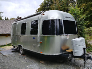 2015 Airstream 22FB sports
