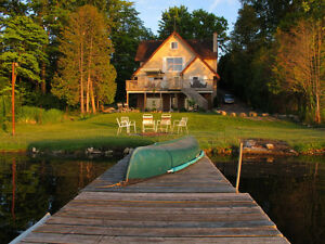 Waterfront Cottage on Puslinch Lake, special $200 weekdays