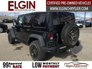 2013 Jeep Wrangler Unlimited Sahara***Leather,Navi,4x4,Low Kms** London Ontario image 7
