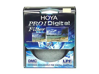 HOYA Pro1 Digital UV Filter 37, 40.5, 46, 49, 52, 55, 58, 62, 67, 72, 77, 82mm Uv-filter
