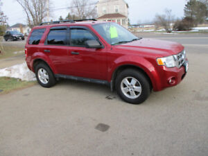 2011 Ford Escape SUV, Crossover 4X4
