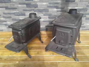 Cast Iron Woodstoves new in box