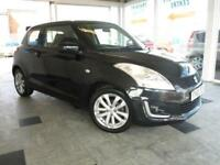 2013 Suzuki Swift 1.2 SZ3 3dr 3 door Hatchback