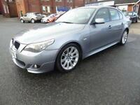 2005 BMW 5 Series 2.5 525d Sport 4dr