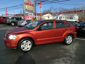 2009 Dodge Caliber SXT, 2 YEAR WARRANTY INCLUDED!!