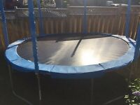 TRAMPOLINE IN PERFECT SHAPE  $250