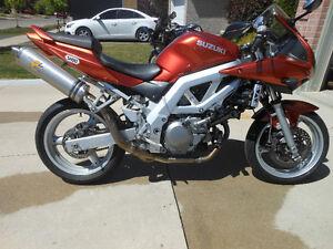 Suzuki SV650 2003