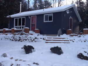 Winter Lakefront Retreat - East Grand Lake, Fosterville, NB