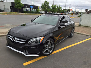 2015 Mercedes-Benz C-Class !!! Lease Take over !!!