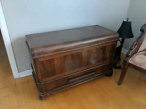 Cedar Chest Coffre en cèdre