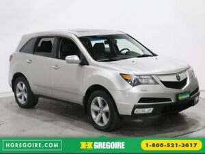 2012 Acura MDX AWD CUIR TOIT MAGS BLUETOOTH 7PASSAGERS