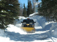 WINNIPEG SNOW REMOVAL - SAVE 15% ON SEASON NOW TILL NOV 1ST