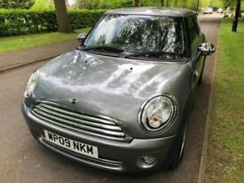 2009 MINI Hatch 1.4 One Graphite 3dr