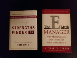 The E-Myth Manager & Strength Finder 2.0