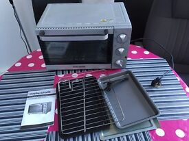 Morphy Richards. Rotisserie Mini Oven