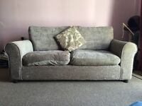 3 Piece Set - 2/3 seater sofa, 2 seater sofa and arm chair