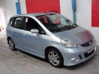 Honda Jazz 1.4 I DSI SE SPORT (blue) 2006