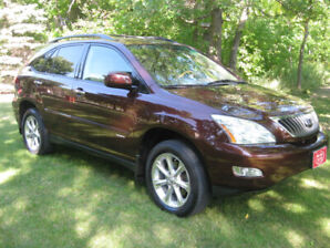 2008 Lexus RX350 Touring  AWD .... Nav / Camera / Bluetooth
