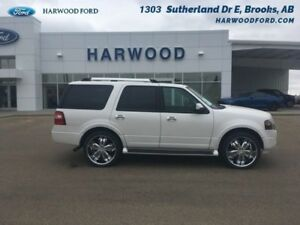 2013 Ford Expedition Limited  - $249.97 B/W