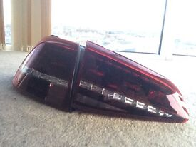 Volkswagen Golf R tail lights *MINT*