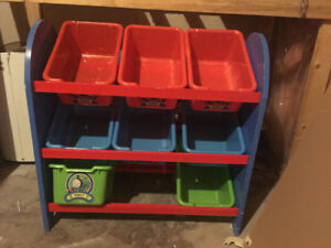 KidsKraft Toy Organizer