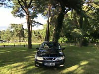 1998 Saab 9-5 3.0 Turbo V6 Auto Griffin 4 Door Saloon Black (VERY RARE CAR)