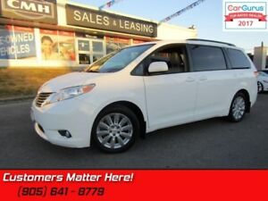 2013 Toyota Sienna XLE 7 Passenger  LEATHER, ROOF, HEATED POWER