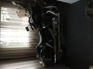 Honda shadow ace 1100