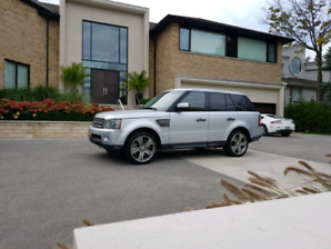 2011 RANGE ROVER SPORT SUPER CHARGED