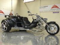 Rewaco RF1 - GTR Edition Turbo Trike 2011
