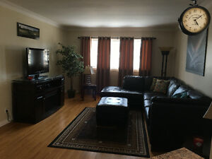FULLY FURNISHED SHORT TERM RENTAL ON MAJOR BUS ROUTE