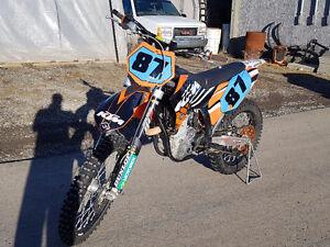 Ktm 505 2009